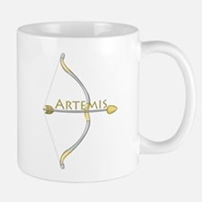 Apollo And Artemis Mugs