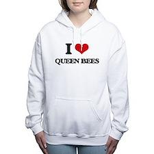 queen bees Women's Hooded Sweatshirt