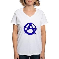 Anarchy-Blue Shirt