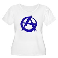 Anarchy-Blue T-Shirt