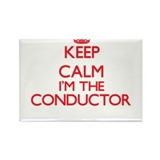 Keep calm I'm the Conductor Magnets