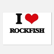 rockfish Postcards (Package of 8)
