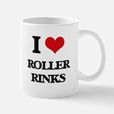 roller rinks Mugs