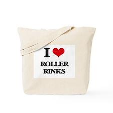 roller rinks Tote Bag