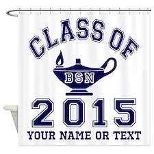 Class Of 2015 BSN Shower Curtain