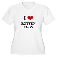 rotten eggs Plus Size T-Shirt