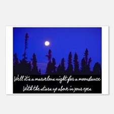 MOONDANCE Postcards (Package of 8)