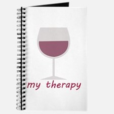 Wine_My Therapy Journal