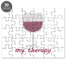 Wine_My Therapy Puzzle