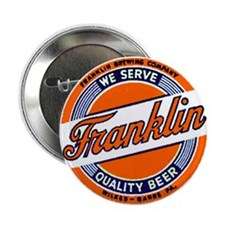 """Franklin Beer-1938 2.25"""" Button (100 pack)"""
