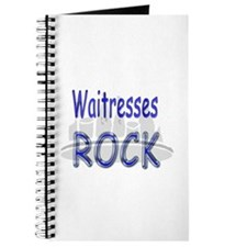 Waitresses Rock Journal