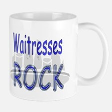 Waitresses Rock Mug