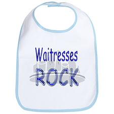 Waitresses Rock Bib