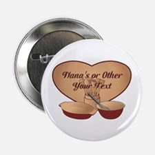 """Personalized Cooking 2.25"""" Button"""