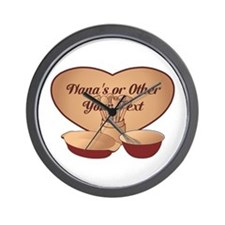 Personalized Cooking Wall Clock