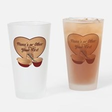 Personalized Cooking Drinking Glass