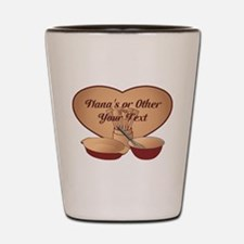Personalized Cooking Shot Glass