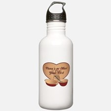 Personalized Cooking Water Bottle