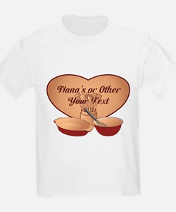 Personalized Cooking T-Shirt