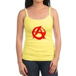 Anarchy-Red Jr. Spaghetti Tank