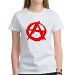 Anarchy-Red Women's T-Shirt