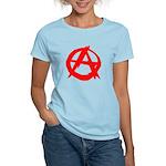 Anarchy-Red Women's Light T-Shirt