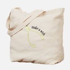 Wishbone_Make A Wish Tote Bag