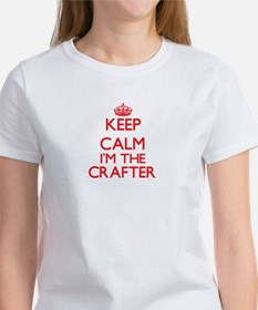 Keep calm I'm the Crafter T-Shirt