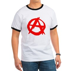 Anarchy-Red T