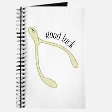 Wishbone_Good Luck Journal