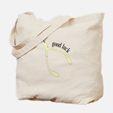 Wishbone_Good Luck Tote Bag