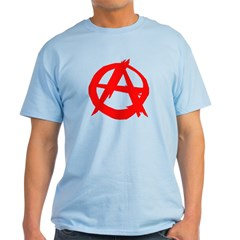 Anarchy-Red T-Shirt