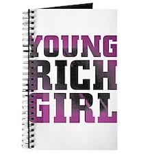 Pink Rich Girl Journal