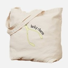 Wishbone_ Lucky Charm Tote Bag