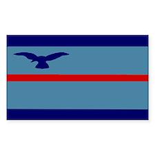 RAF Squadron Leader<BR> Sticker 2