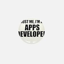 Trust Me, I'm An Apps Developer Mini Button