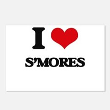 s'mores Postcards (Package of 8)