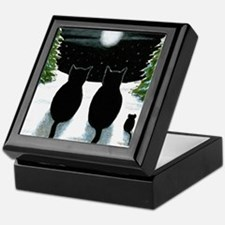 Cat 429 Keepsake Box