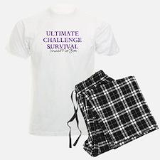 Mojoe Ultimate Challengemen's Light Pajamas