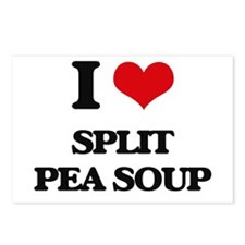split pea soup Postcards (Package of 8)