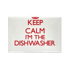 Keep calm I'm the Dishwasher Magnets