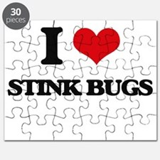 stink bugs Puzzle