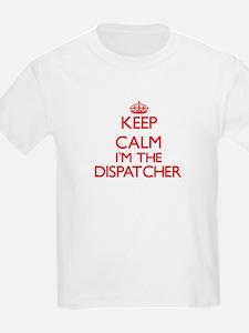 Keep calm I'm the Dispatcher T-Shirt