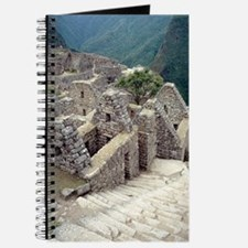 Machu Picchu Journal (blank book)