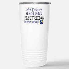 Cool Electrician Travel Mug