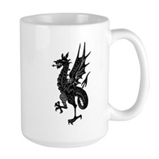 Winged Dragon Mug