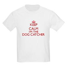 Keep calm I'm the Dog Catcher T-Shirt