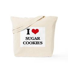 sugar cookies Tote Bag