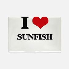 sunfish Magnets