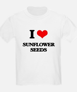 sunflower seeds T-Shirt